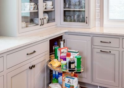 corner kitchen cabinet with pull out lazy susan